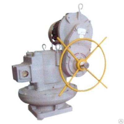 Электропривод МЭП-20000/240-120-IIВТ4-02